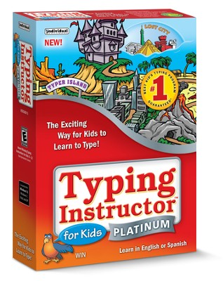 Typing Instructor for Kids, Platinum 5 (Windows), Access Code  -