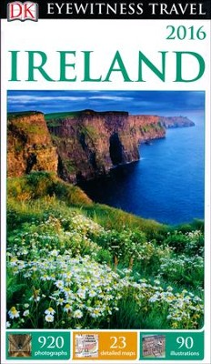 DK Eyewitness Travel Guide: Ireland  -