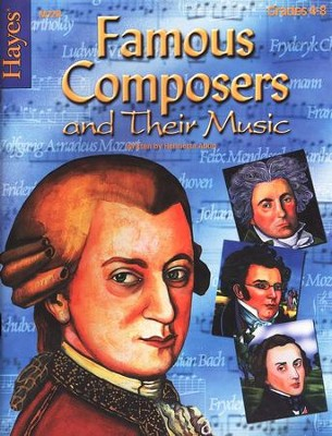Famous Composers and Their Music Book 1   -