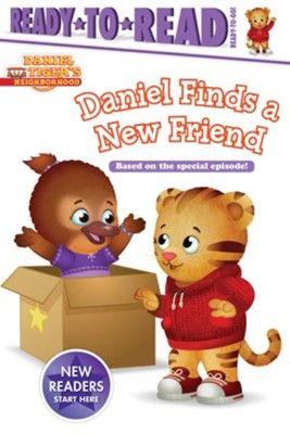 Daniel Finds A New Friend  -     By: Maggie Testa     Illustrated By: Jason Fruchter
