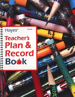 Teacher's Plan & Record Book   -