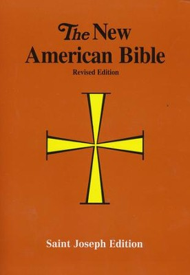 The New American Bible, Saint Joseph Edition, 11-Point Type    -