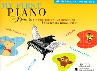 My First Piano Adventure: Writing Book A   -