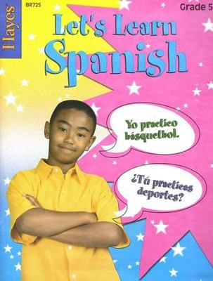 Let's Learn Spanish, Grade 5   -