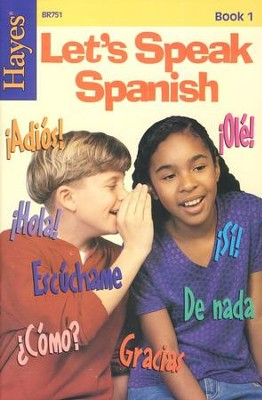 Let's Speak Spanish Book 1   -