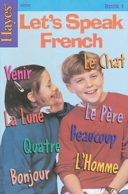 Let's Speak French Book 1   -