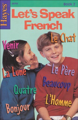 Let's Speak French Book 2   -