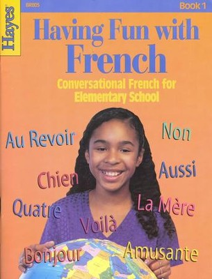 Having Fun with French Book 1   -