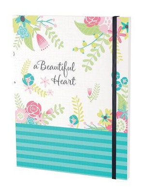 A Beautiful Heart, Large Journal   -