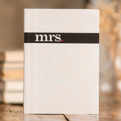 Mrs. Notebook Journal  -