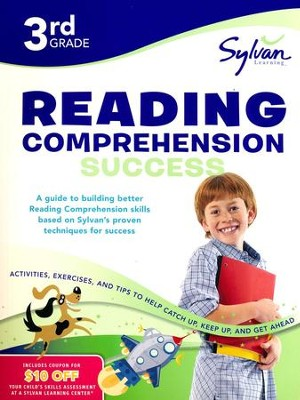 Third Grade Reading Comprehension Success (Sylvan Workbooks)  -     By: Sylvan Learning