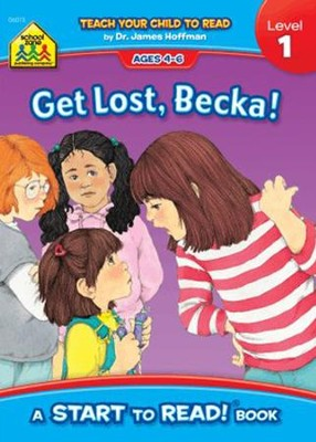 Start to Read: Get Lost Becka! Level 1   -
