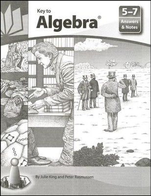 Answers and Notes for Key to Algebra Books 5-7   -
