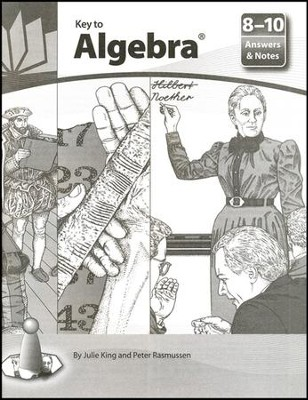 Answers and Notes for Key to Algebra Books 8-10   -