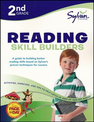 Second Grade Reading Skill Builders (Sylvan Workbooks)  -     By: Sylvan Learning