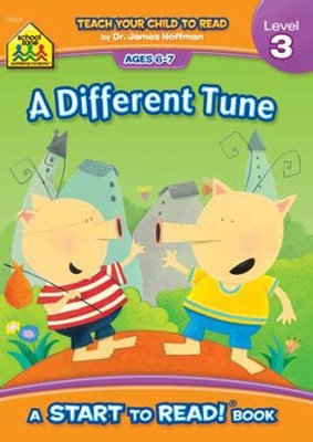 Start to Read: A Different Tune, Level 3   -     By: Barbara Gregorich