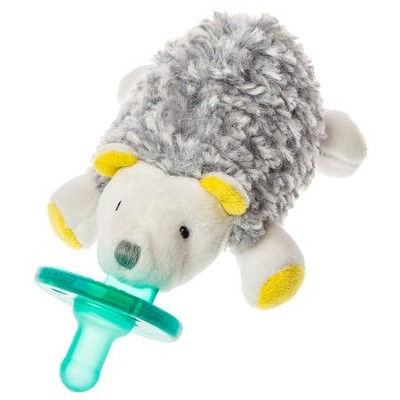 Sunshine Hedgehog Wubbanub Pacifier  -