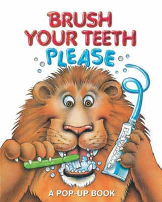 #2: Brush Your Teeth, Please: A Pop-Up Book  -     By: Leslie Mcguire, Jean Pidgeon