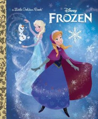 Frozen - Little Golden Book  -     By: RH Disney     Illustrated By: RH Disney