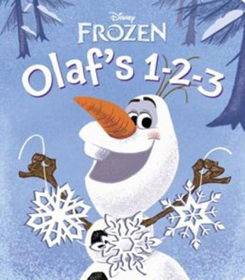 Frozen - Glitter Board Book  -     By: RH Disney     Illustrated By: RH Disney
