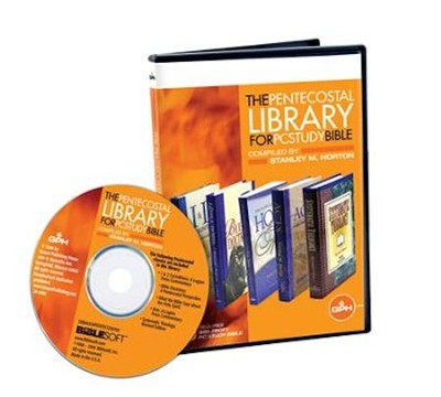 Pentecostal Library CD-ROM (PC Study Bible Version)   -     By: Stanley Horton