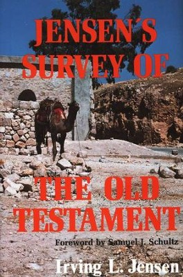 Jensen's Survey of the Old Testament   -     By: Irving L. Jensen