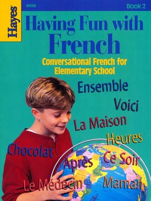 Having Fun with French Book 2   -