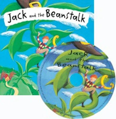 Jack and the Beanstalk, CD Included  -