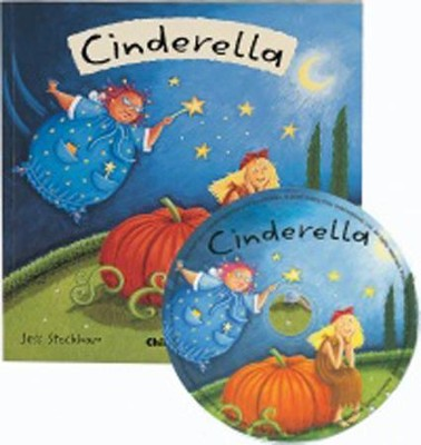 Cinderella, CD Included  -