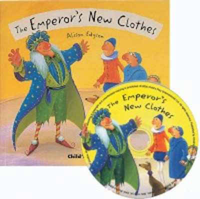 Emperor's New Clothes, CD Included  -