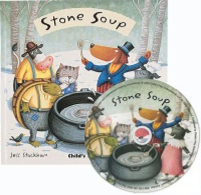 Stone Soup, CD Included  -