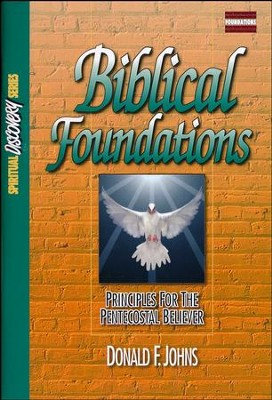 Biblical Foundations: Student Guide  -     By: Donald F. Johns
