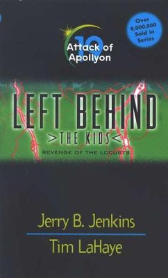 Attack of Apollyon, Left Behind: The Kids #19   -     By: Tim LaHaye