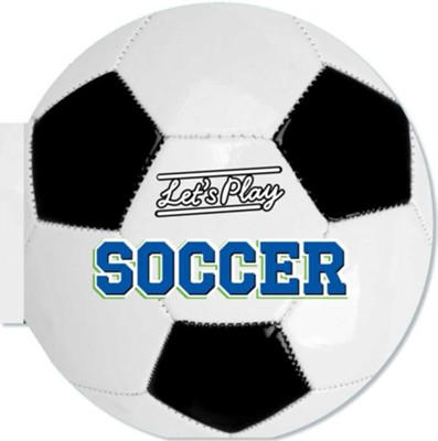 Let's Play Soccer  -     By: Nancy Hall