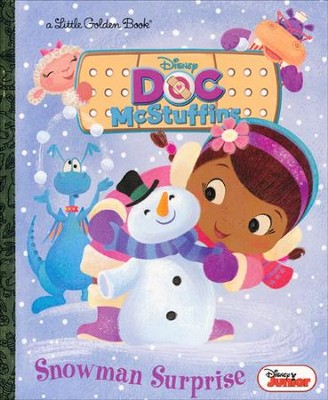 Snowman Surprise - A Doc McStuffins Book  -     By: Andrea Posner-Sanchez