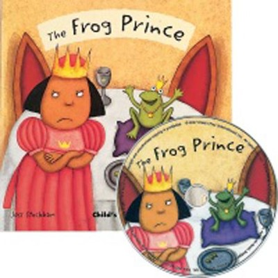 Frog Prince, CD Included  -