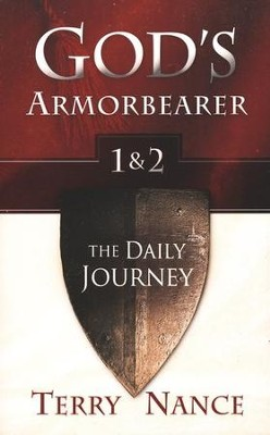 God's Armorbearer 1 & 2: The Daily Journey  -     By: Terry Nance