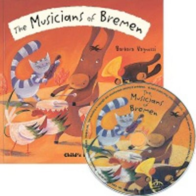 Musicians of Bremen, CD Included  -