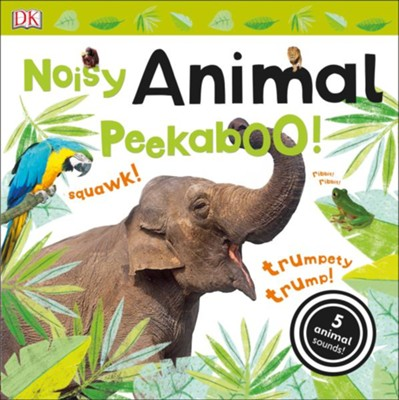 Noisy Animal Peekaboo!  -