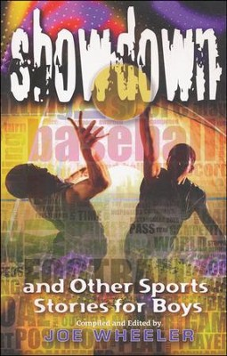 Showdown and Other Sports Stories for Boys  -     By: Joe Wheeler