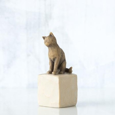 Willow Tree, Love My Cat Figurine  -     By: Susan Lordi