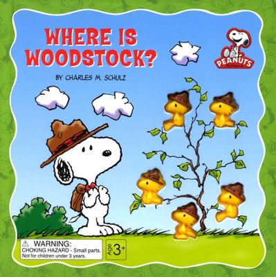 Where is Woodstock?  -     By: Charles M. Schulz