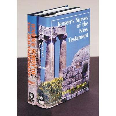 Jensen's Survey of the Old Testament & New Testament, 2 Volumes  -     By: Irving L. Jensen