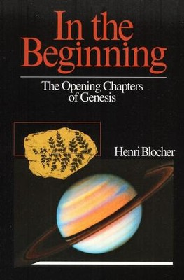 In the Beginning (Genesis)   -     By: Henri Blocher