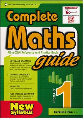 Complete Maths Guide P1   -