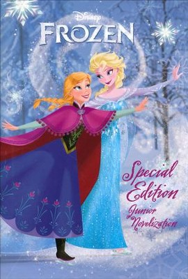 Frozen - The Junior Novelization  -     By: RH Disney     Illustrated By: RH Disney