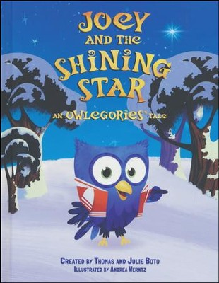 Joey and the Shining Star  -     By: Thomas Boto, Julie Boto