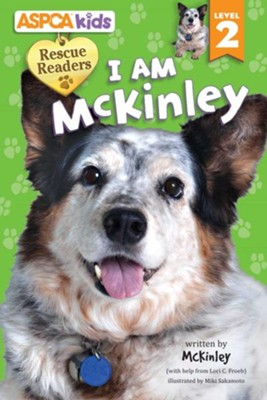 I Am Mckinley, Level 2  -     By: Lori Froeb     Illustrated By: Miki Sakamoto