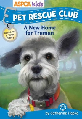 A New Home For Truman  -     By: Catherine Hapka     Illustrated By: Regan Dana