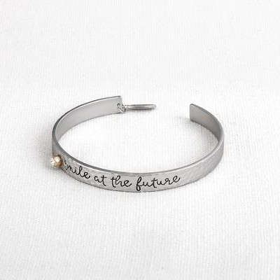 Smile At the Future, Crystal, Honor Band, Silver  -